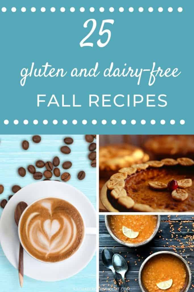 25 gluten and dairy-free fall recipes