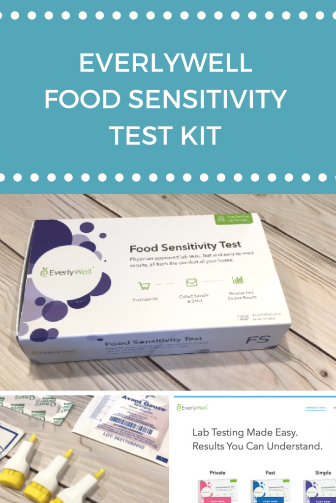 Not sure if you have a food intolerance or food sensitivity? Check out the EverlyWell Food Sensitivity Test Kit. This test measures 96 different foods and your IgG response (intolerance) to them so you can find out what foods you might feel best removing from your diet.