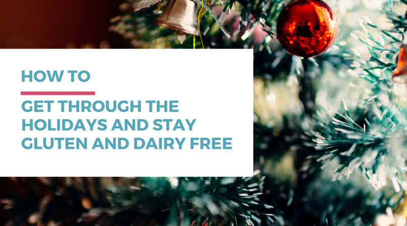 The holidays are always tricky when it comes to eating well, but even more so when you have food intolerances or have to be gluten-free and dairy-free. Check out this article where I share my best tips for maintaining a gluten and dairy-free diet through the holiday season.