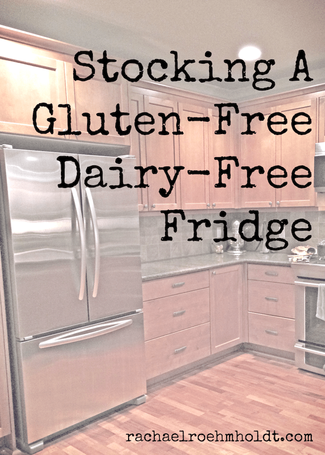 Gluten and Dairy-free Diet: How to Stock Your Fridge