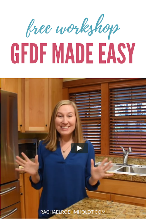 Gluten-free Dairy-free Made Easy: GFDF Made Easy 4 part workshop