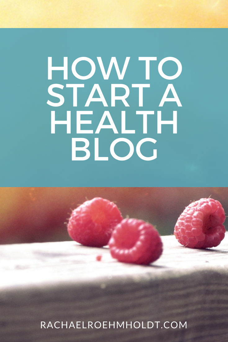Are you looking to start a health blog and need to get your website up and running? Look no further! This comprehensive guide to starting a website for your health blog will take you through the entire process - one step at a time. I hope that by following these simple steps you can get your own website up, so you can start blogging and sharing your passion for health and wellness with the world!