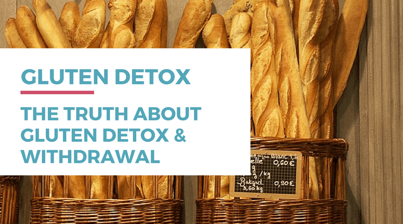 Think gluten detox isn't real? Think again. Check out these symptoms for what to expect when you're going through a gluten detox.