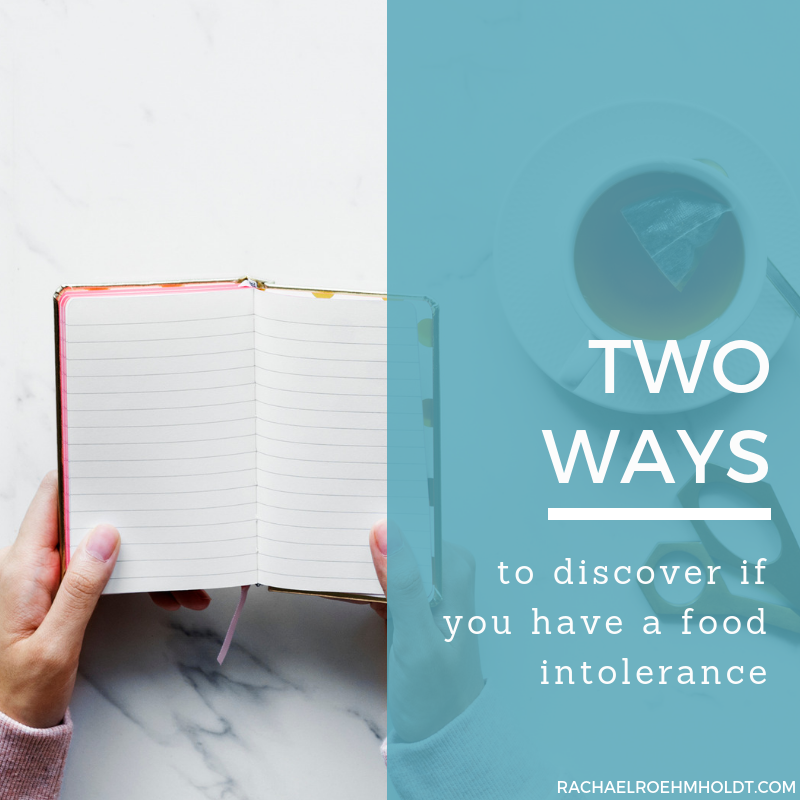 How do you know if you have food intolerances or food sensitivities? Check out this post where we discuss the definition of a food intolerance, symptoms that could be caused by food intolerances, and the two ways to discover if you have a food intolerance.