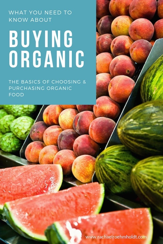 What you need to know about buying organic